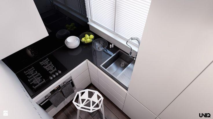 Kuchnia styl Minimalistyczny - zdjęcie od kkarchitekci - Kuchnia - Styl…