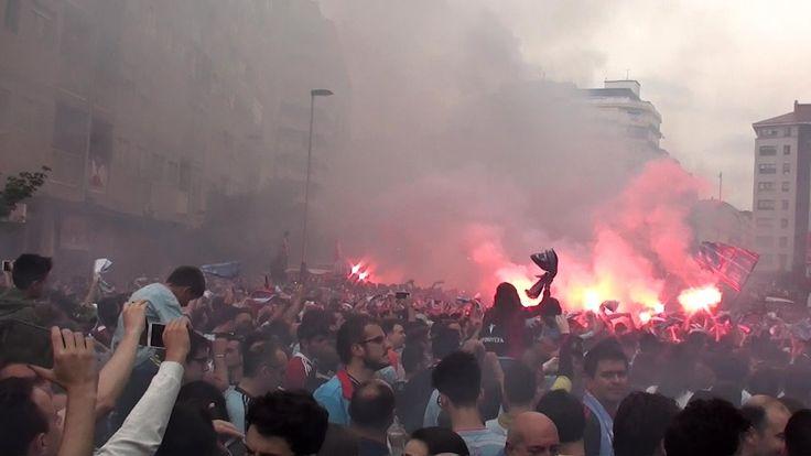 Celta de Vigo Vs Man. United [Highlights]