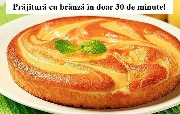 Această prăjitură fină este ideală pentru cei ce iubesc deserturile și nu le place să piardă prea mult timp în bucătărie. În magazine cu siguranță nu o veți găsi pentru a o cumpăra. Dar stând acasă, în doar 30 de minute veți putea prepara această minune culinară cu ingredientele ce se găsesc în bucătărie. Cu toate …