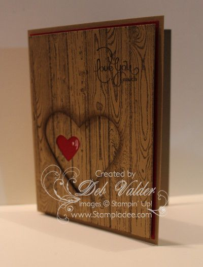 A card for Kevin with Deb Valder by djlab - Cards and Paper Crafts at Splitcoaststampers