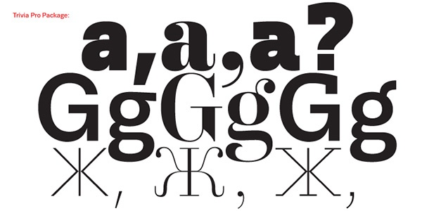 Slab Serif Fonts: Most Popular Typefaces, Best for Webfonts - Designmodo