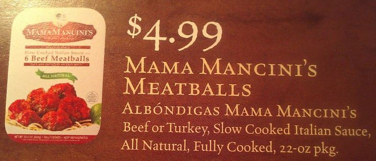 MamaMancini Meatball Deal ~ Print Now for Upcoming Publix Sale (2/20 or 2/19) - http://www.thecouponingcouple.com/mamamancini-meatball-deal/  PRINT this high value $2.00/1 MamaMancini's Meatball coupon while you can! This coupon will come in Handy in the Upcoming Publix sale that starts on 2-20(2-19 for some)!  You can get all of the details here ► http://www.thecouponingcouple.com/mamamancini-meatball-deal/