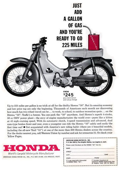1963 Honda 50