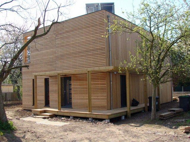 maison en bois en kit 76