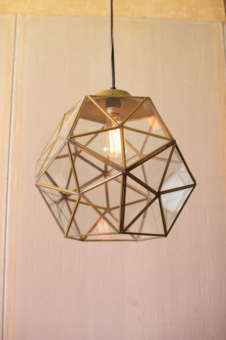 154 best luminaires images on pinterest light design large gold and glass pendant arubaitofo Choice Image