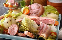 Potée de la ferme sauce raifort | La Ferme du Bio