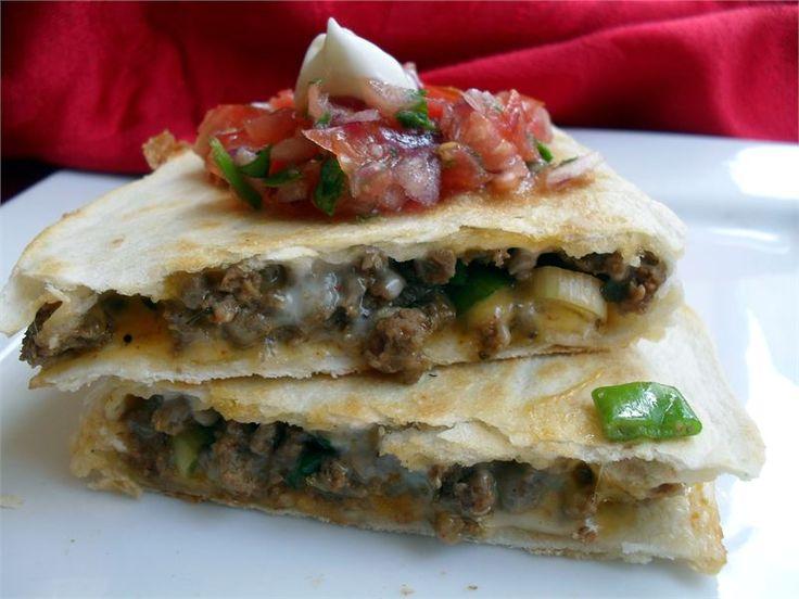 Post Tortilla Quesadilla