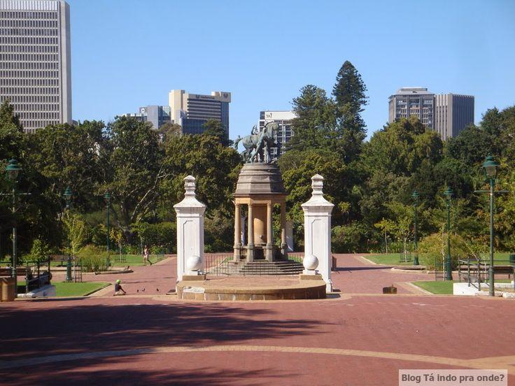 Company´s Garden - Cape Town