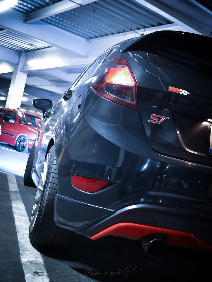 Ford Fiesta ST by Jr Sandoval on 500px