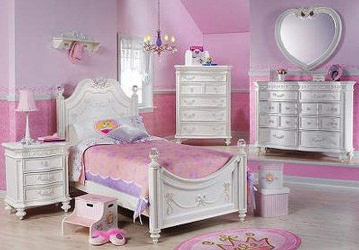 Small room ideas for girls with cute color nursery for Cute bedroom setups