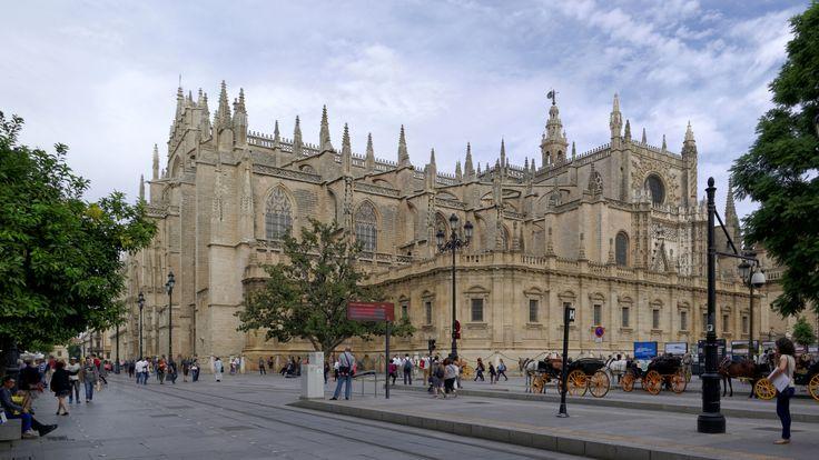 Catedrala Sfânta Maria din Sevilla.