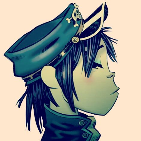 Demon Days: Noodle Gorillaz