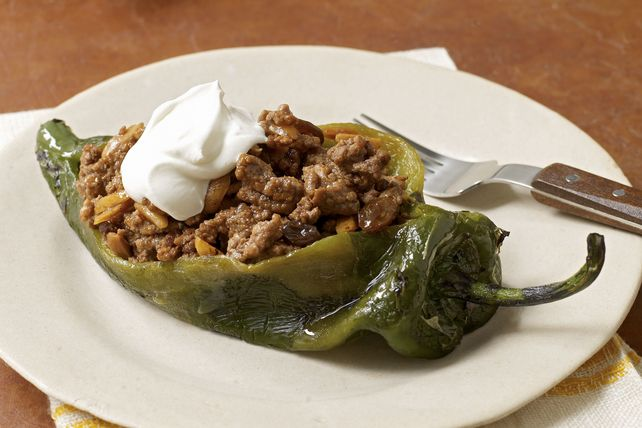 Watch our video to learn how to make a Chile Relleno recipe! Even beginners can make restaurant-quality Chiles Rellenos with Sweet Picadillo.
