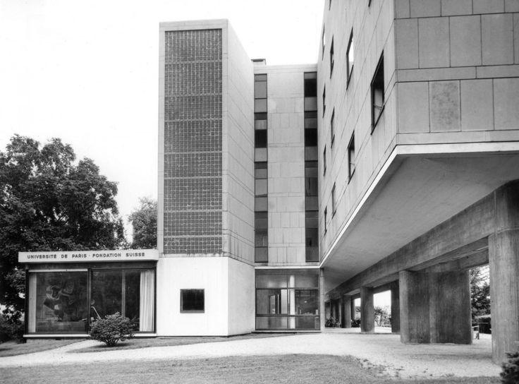 pavillon suisse le corbusier - Buscar con Google