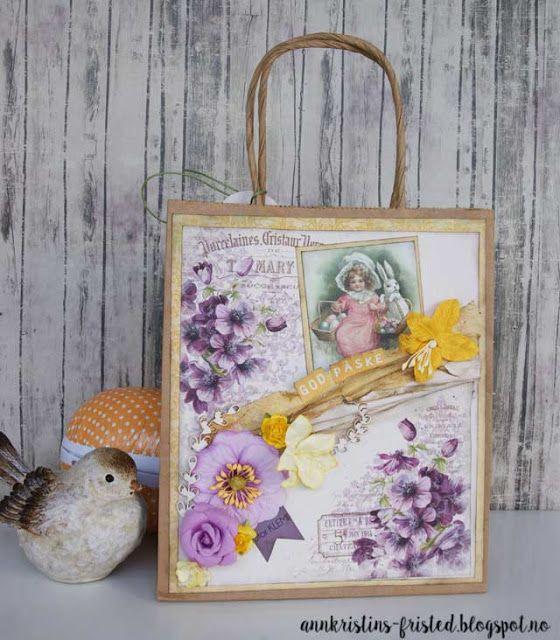 Easter giftbag