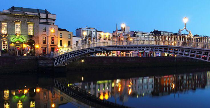 O Que Fazer em Dublin na Irlanda #viagem #viajar