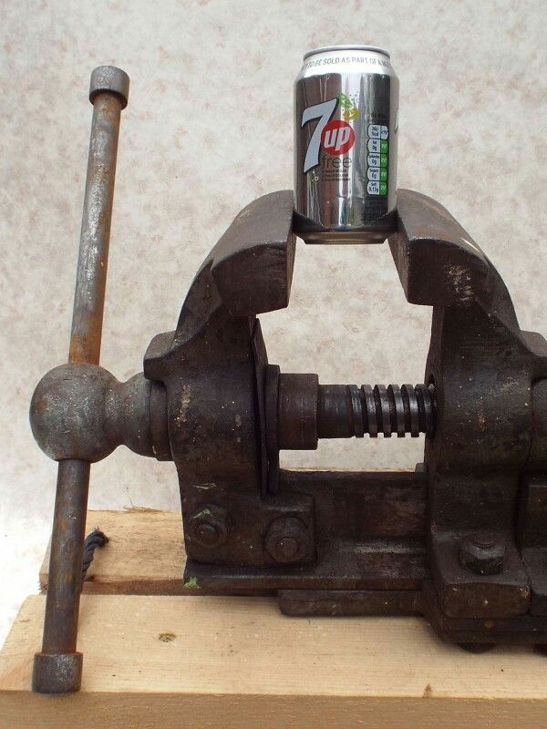 Peter Wright Bench vise