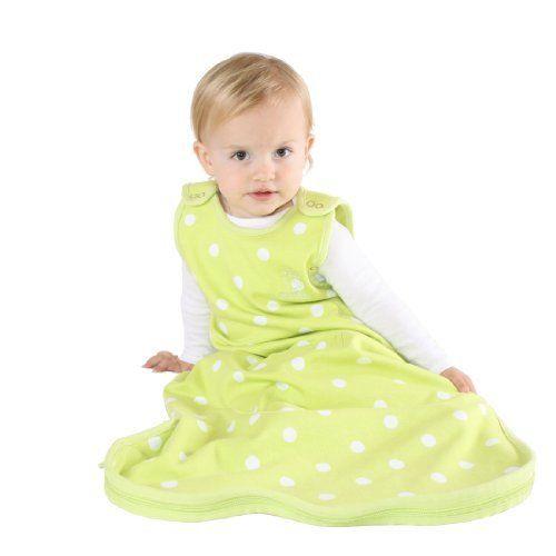 Woolino 4 Season Baby Sleep Bag, 100% Natural Merino Wool Sleep Sack, One Size 3mo-2yrs, Spring