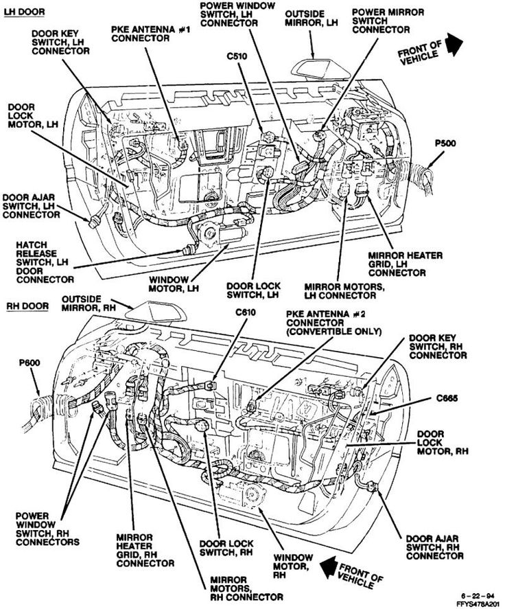 Corvette Engine Diagrams