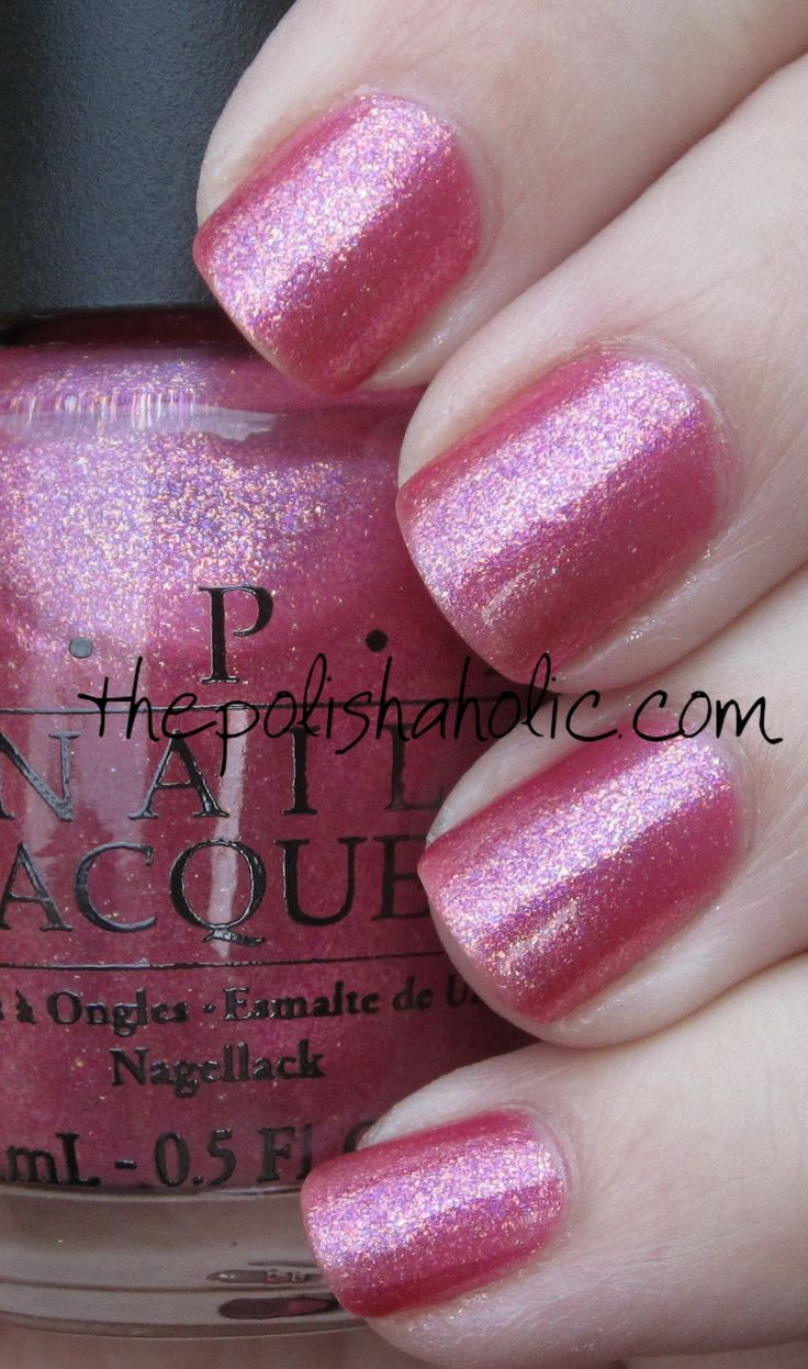 OPI - And This Little Piggy