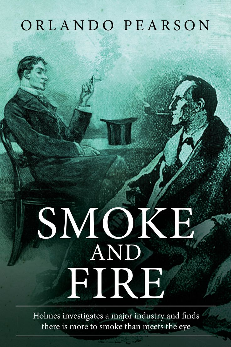 Edited by Kevin Booth for Poble Sec Books. Holmes investigates a major industry and finds there is more to smoke than meets the eye.