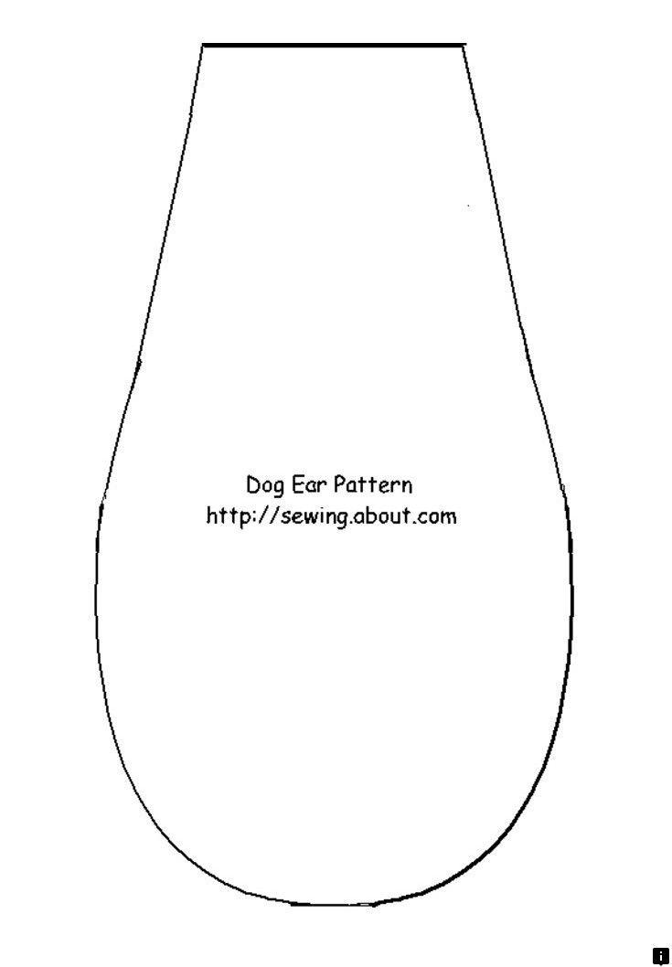 Dog Ear Pattern : pattern, Webpage, About, Dalmatian, Puppies., Click, Viewing, Headband,, Dalmation, Ears,