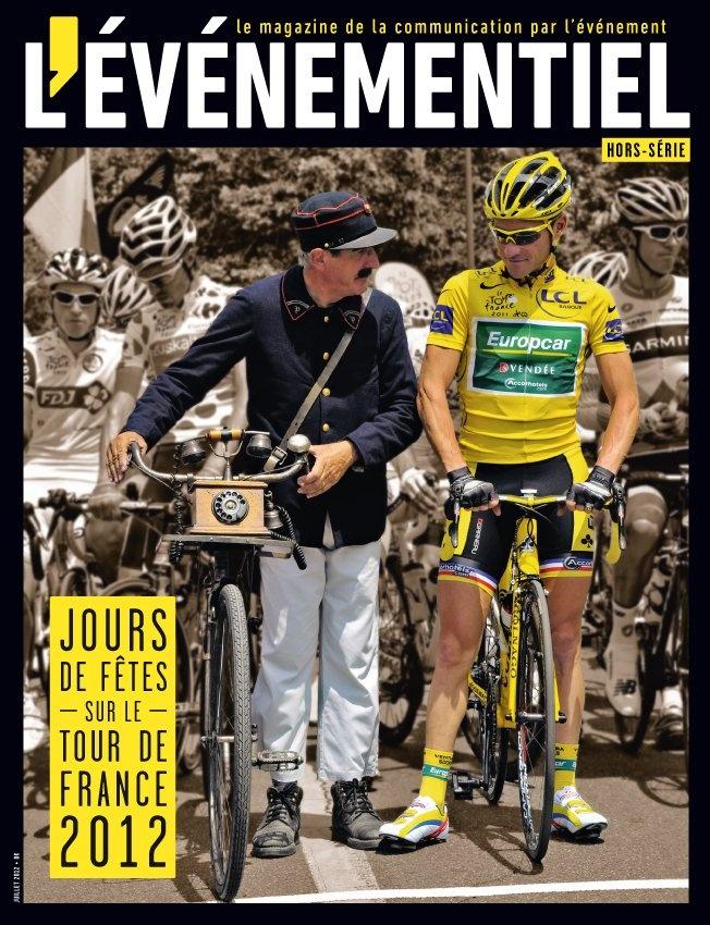 L'ÉVÉNEMENTIEL hors-série Tour de France 2012