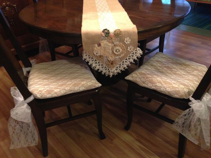 1000 Ideas About Kitchen Chair Pads On Pinterest Dining