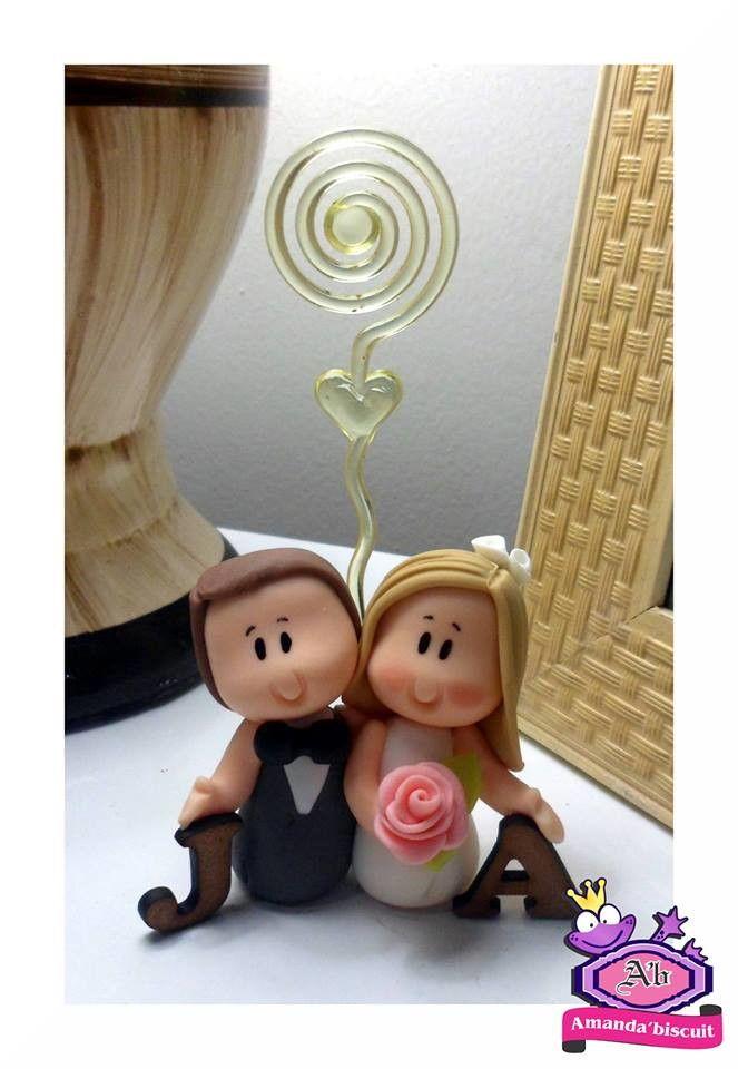 Noivinhos de Lembrancinhas para casamento