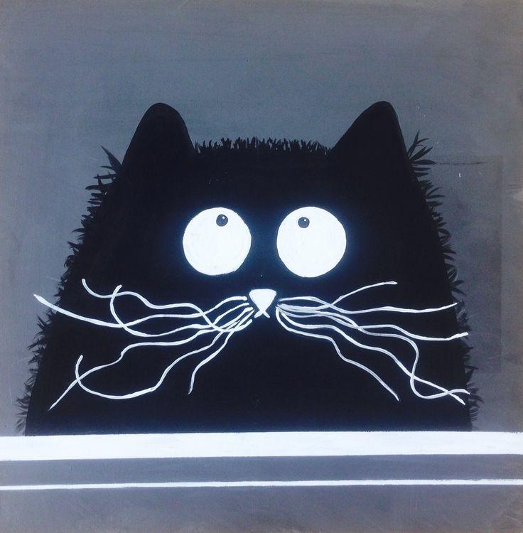 Opera per gattile biennio liceo artistico Rovereto di Nicolò Miorelli