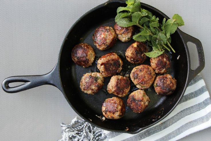 Greek Lamb Meatballs | The Defined Dish