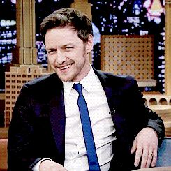 mygifs lmao james mcavoy jimmy fallon literally p: xmen cast FINALLY KNOW WHAT HE SAID your accent will be the death of me