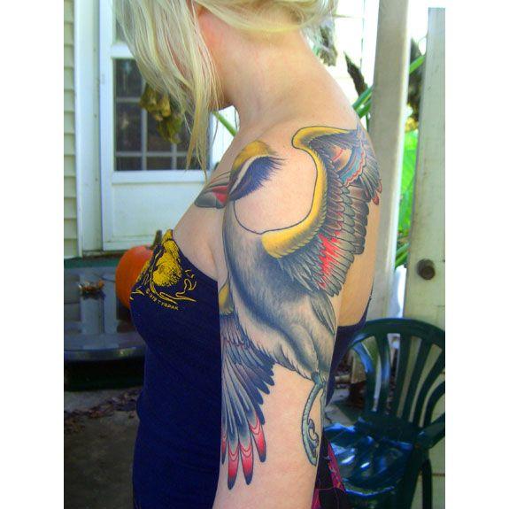 ((( EYECANDY TATTOO ))) NEW ORLEANS LOUISIANA / Randy Muller Tattoos Frickin amazing tattoo