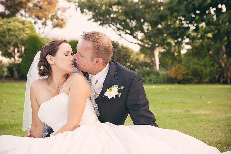 Bride and Groom.. a quite moment by Tessa Burrows Photography