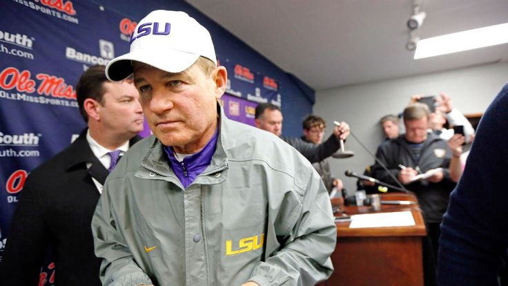 Sources: No decision made, but Les Miles likely to be let go soon