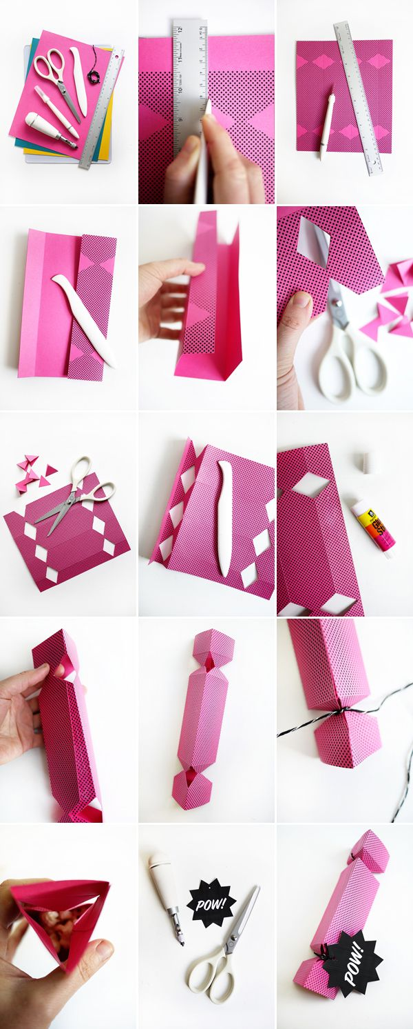 DIY Popcorn Poppers Tutorial with FREE Printable