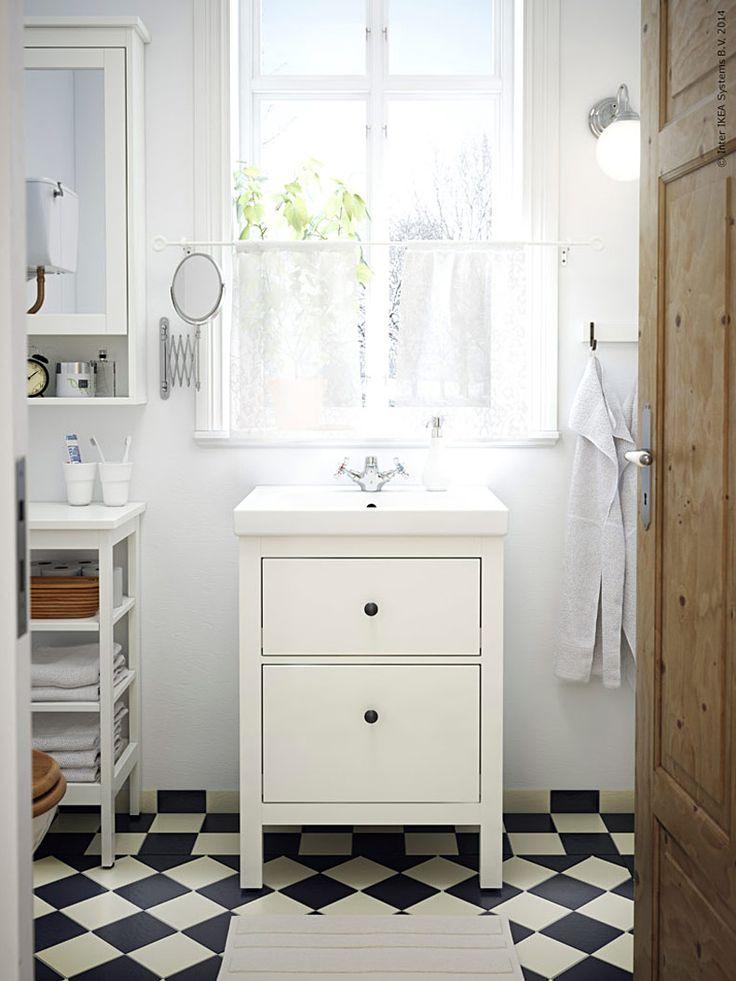 En klassiker i badrummet | Livet Hemma – IKEA