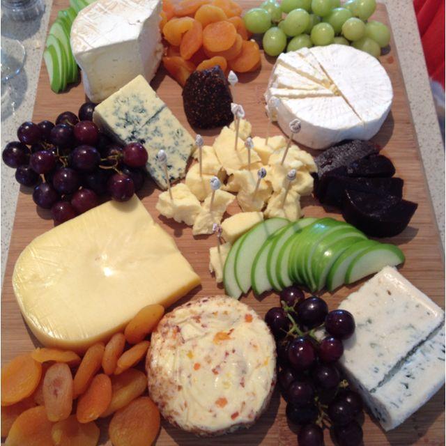 Cheese Platter. Beautiful. Cheese cheese cheese.