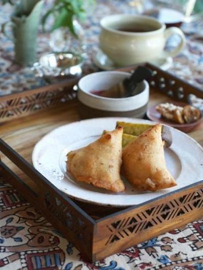 アツアツ!フルーツサモサ by acoさん | レシピブログ - 料理ブログの ...