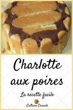 #culturecrunch #cuisine #recettes #desserts #gâteaux