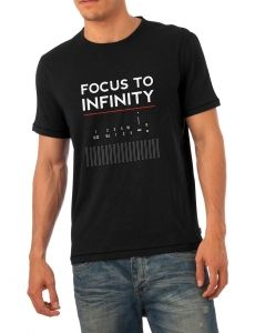 Focus to infinity - t-shirts for photo lovers #thinkandshoot