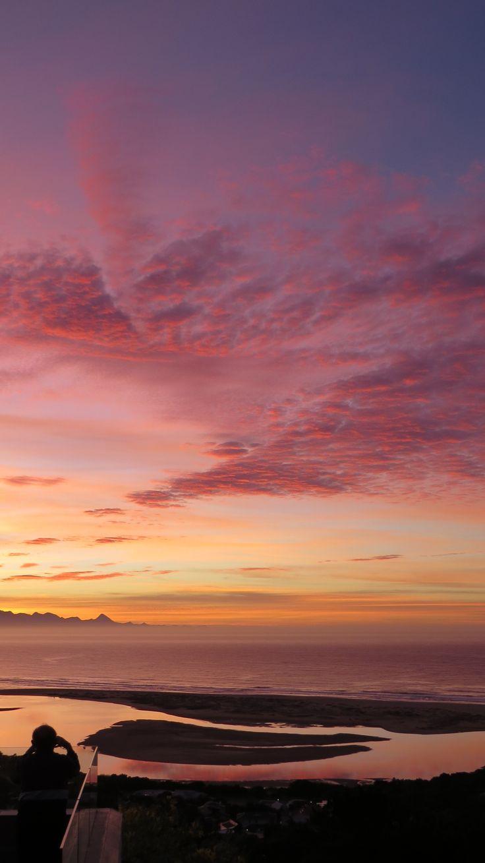 Sunrise in #plett #plettenbergbay