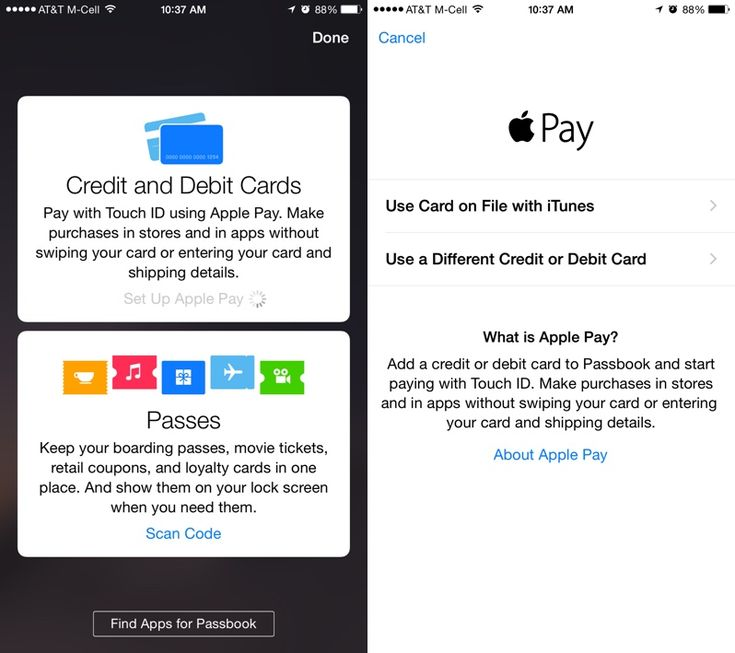 how to add apple credit