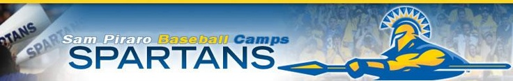 2012 SJSU Baseball Camp   June 25-29 or July 16-20