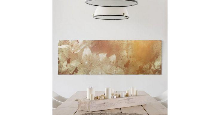 Leinwandbild Panorama »Top Blumen Leinwandbilder«  – Products