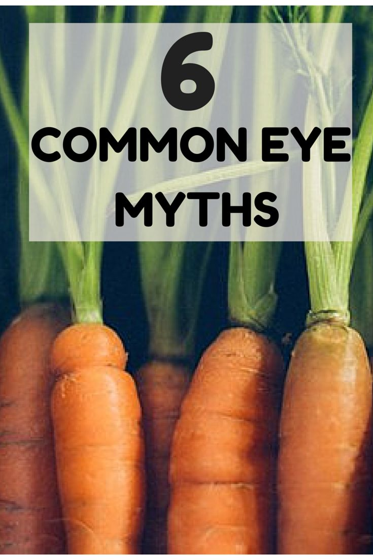 A great article about common eye health and vision myths. We talk about these topics in our office every day!
