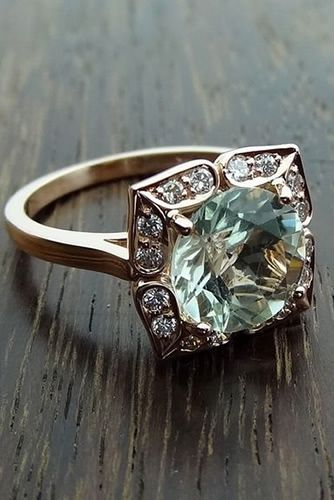 We Dare You Not To Love These 24 Vintage Engagement Rings In 2018