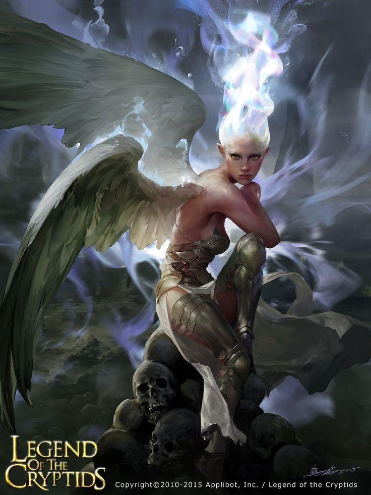 天使02, crow god on ArtStation at https://www.artstation.com/artwork/02-c87c1b05-a1fb-464b-adc6-751d4f6a79a2