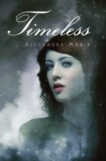 Weekly spotlight      Alexandra Monir  Timeless  I've been numb for years and I didn't realize it until after you appeared and - and made me feel something. Since then these past two weeks I've been awake. Alive. Restless for you to return - and afraid that you wouldn't.  Timeless  When tragedy strikes Michele Windsors world she is forced to uproot her life and move across the country to New York City to live with the wealthy aristocratic grandparents shes never met. In their old Fifth…