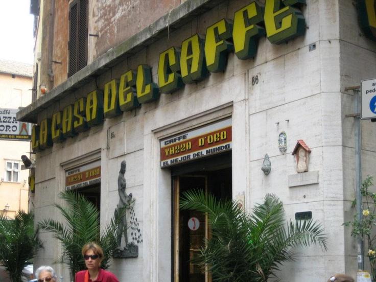 La Casa Del Caffe - Rome